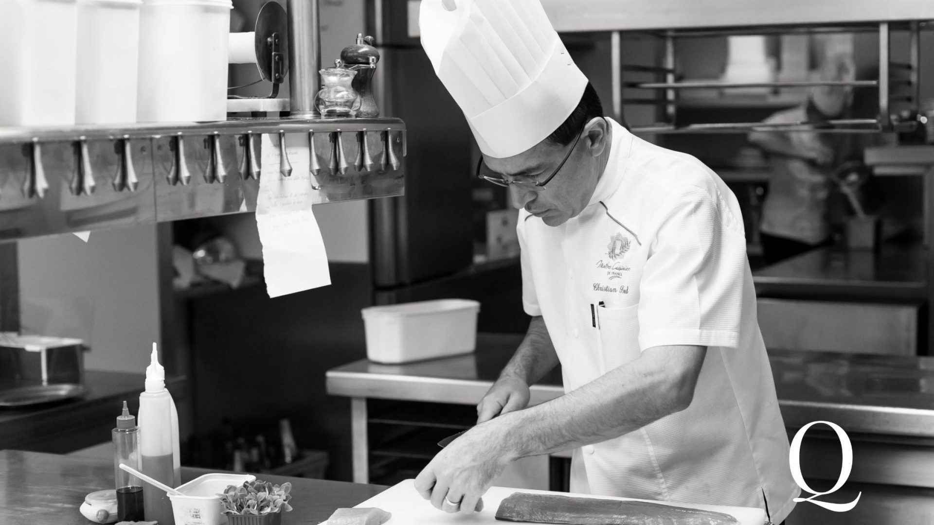 Christian Pilloud, Restaurant Mon Plaisir Le Meilleur Chez Vous