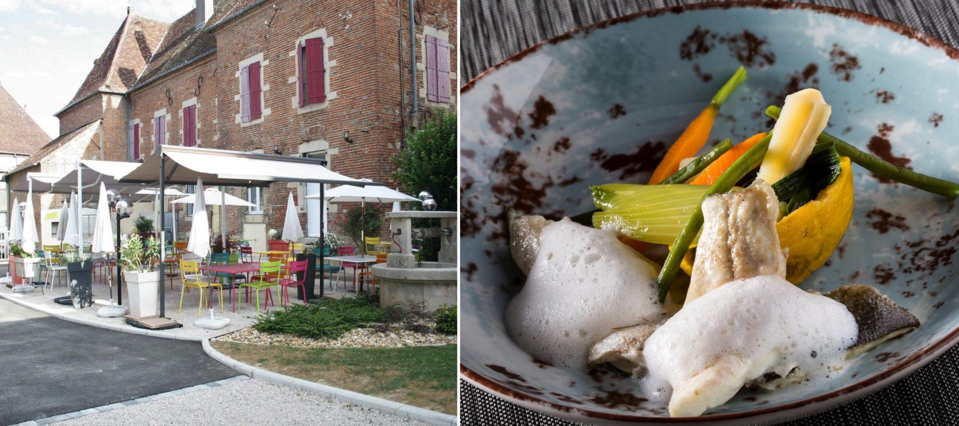 Cuisine de tradition créative en Bresse bourguignonne Le Meilleur Chez Vous