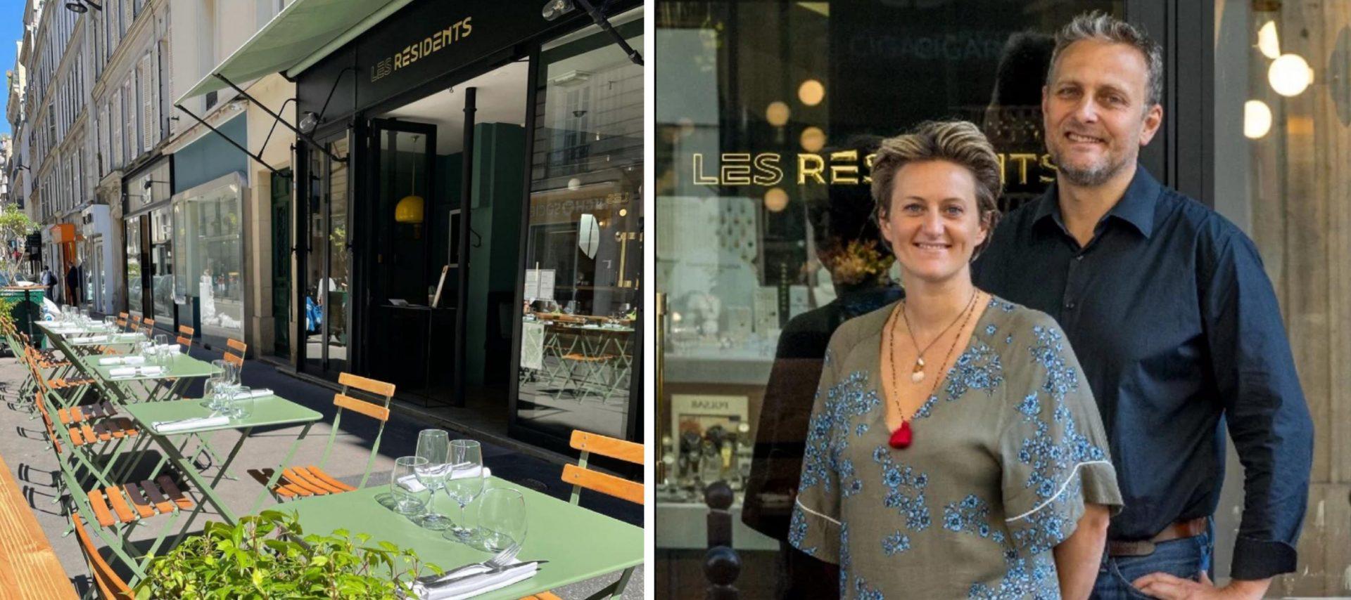 Un restaurant, des chefs et des signatures à emporter Le Meilleur Chez Vous