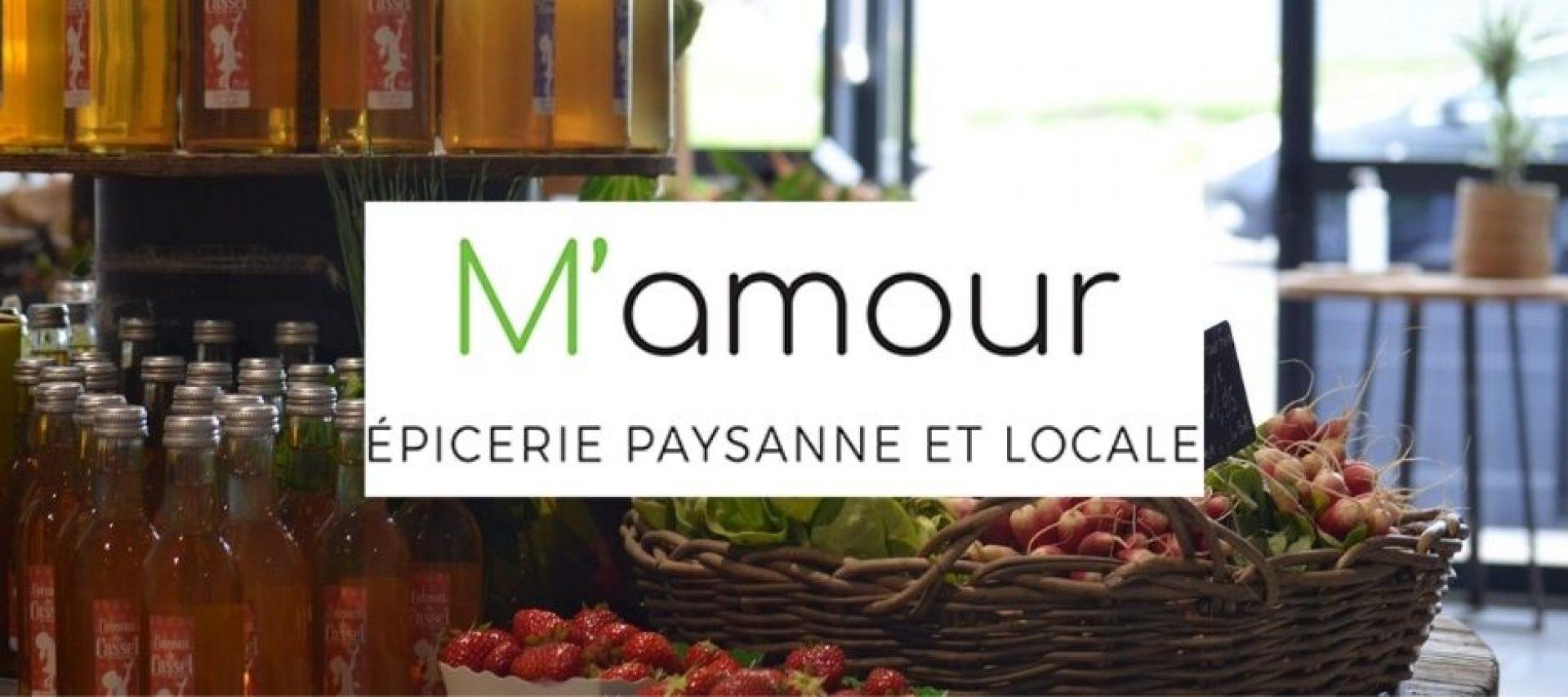 M'Amour Viry, Epicerie Paysanne et Locale en click & collect Le Meilleur Chez Vous